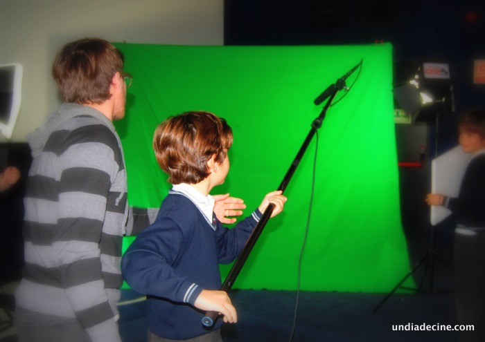 taller de cine